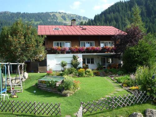 Jagdhaus Hiemer - Apartment - Balderschwang