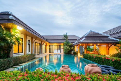Empylean Modern Thai villa Empylean Modern Thai villa