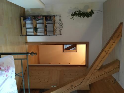 3,5 Zimmerferienwohnung Schwalbenäscht Rüeggisberg - Apartment