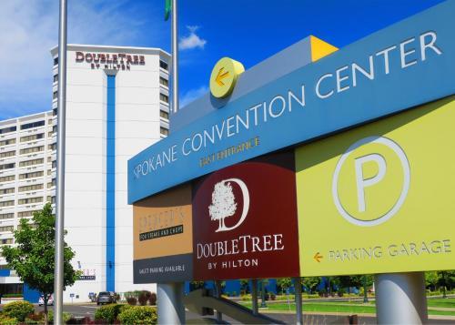 DoubleTree by Hilton Spokane City Center - Hotel - Mount Spokane