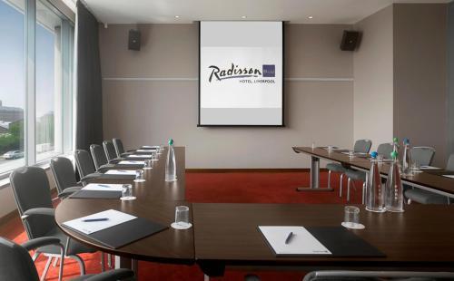 Radisson Blu Hotel Liverpool Hotel Review England Travel
