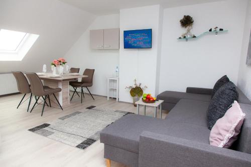 Luft Apartments nahe Messe Dusseldorf und Airport 3B
