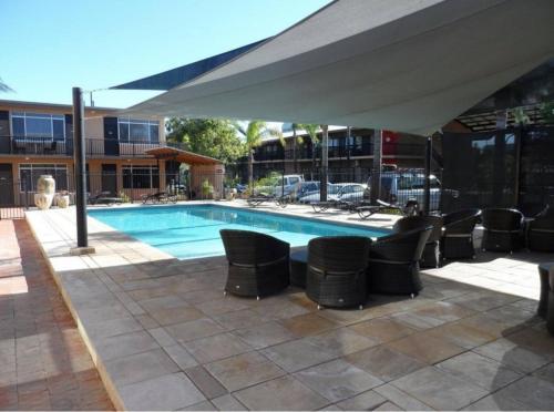 Diplomat Motel Alice Springs, Northern Territory