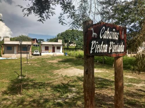 Cabañas Piedra Pintada