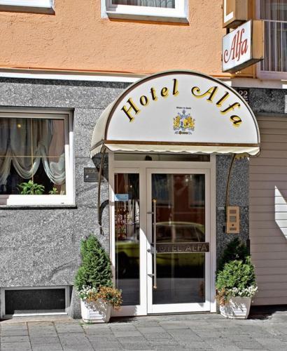 Hotel Alfa Zentrum photo 5