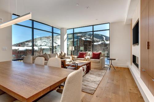 New Listing! All-Suite Ski-In/Ski-Out Haven condo Main image 2