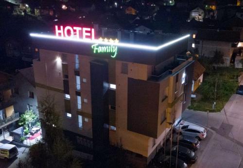 Apart Hotel Family - Accommodation - Sarajevo