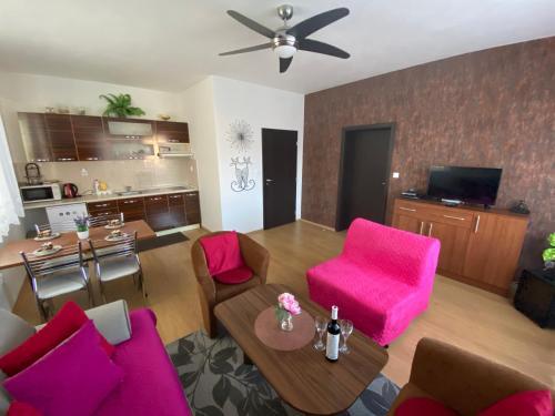 . Apartments Monty Podhájska