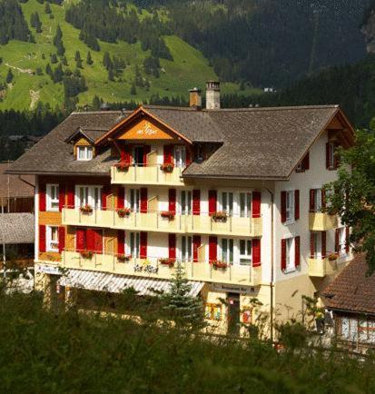 Hotel Des Alpes Kandersteg