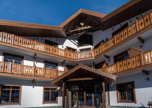 FLORA boutique-hotel&spa - Hotel - Arkhyz