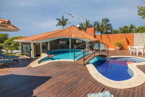 . Hotel Paraíso das Águas