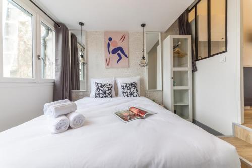 Apartments WS Saint-Lazare - Lafayette - Hôtel - Paris