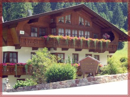 Haus Alpengruss St. Leonhard / Pitztal