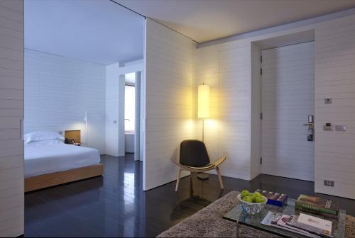 Suite Atrio Restaurante Hotel 16