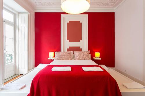 Alegria by Central Hill Apartments, Lisboa