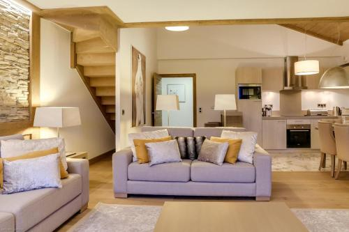 Apartment Carre Blanc 241 Courchevel 1850