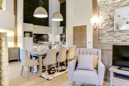 Apartment Carre Blanc 140 Courchevel 1850