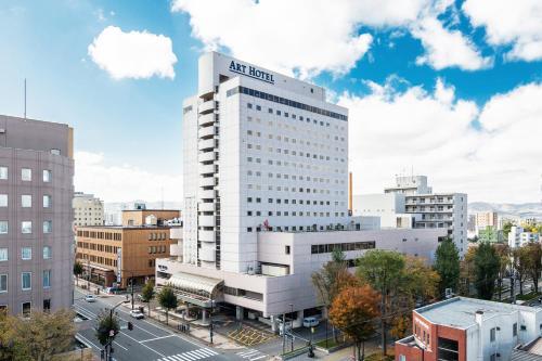 ART 旭川酒店