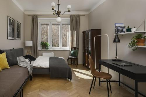 Classy flat in Dejvice by Prague Days