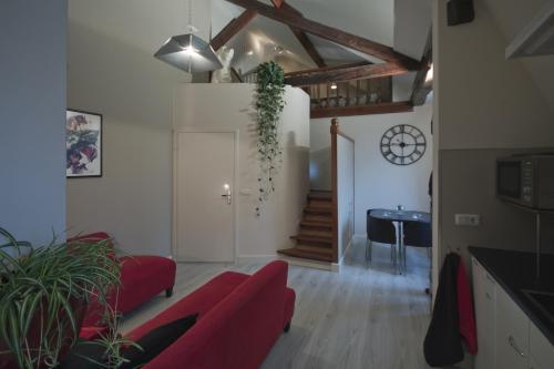 . Appartement Stokroos
