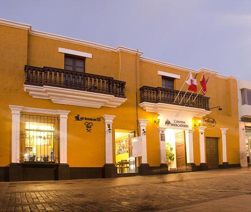Hotel Casona Mercaderes