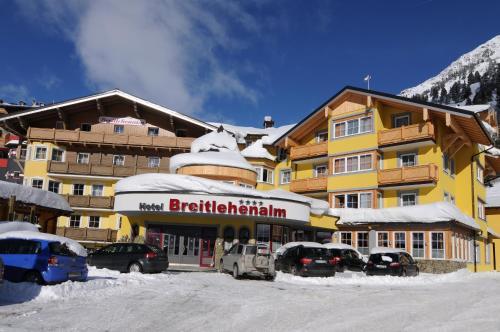Hotel Breitlehenalm Obertauern