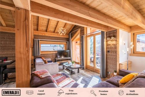 . Chalet Hirondelle Morzine - by EMERALD STAY