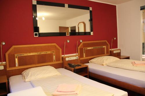 صور غرفة Wali's Hotel