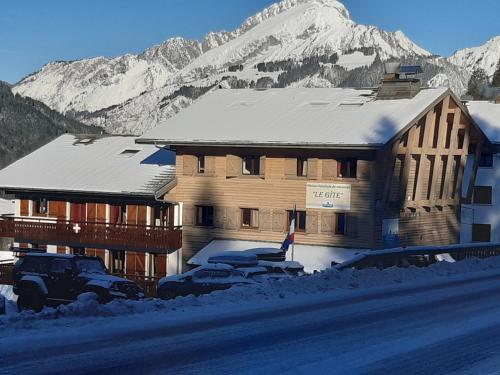 Gîte Châtel - Accommodation