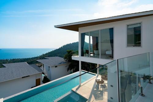 Villa Mercury Amazing Sea View 3BR Private Pool Villa Mercury Amazing Sea View 3BR Private Pool