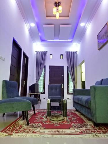 Villa SINGGALANG Syariah, Agam