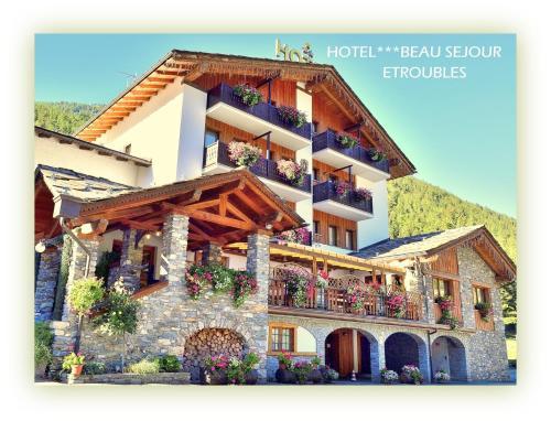 Hotel Beau Sejour - Etroubles