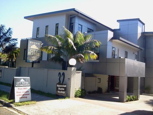 City Suites - Accommodation - Tauranga