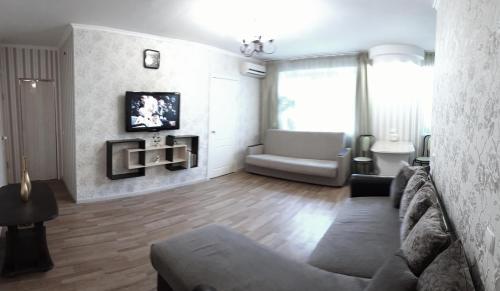 . Apartments on Parhomenko st.