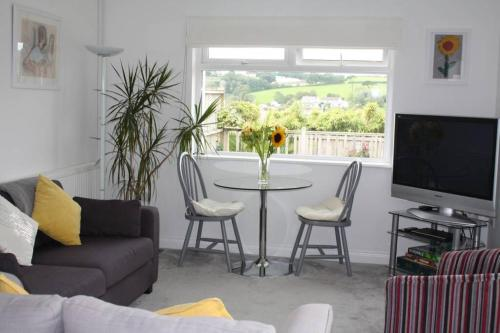 Luxury One Bedroom Bungalow, Mevagissey, Cornwall