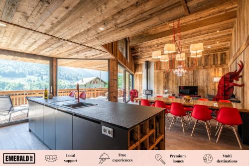 Chalet le Rouge Morzine - by EMERALD STAY - Morzine