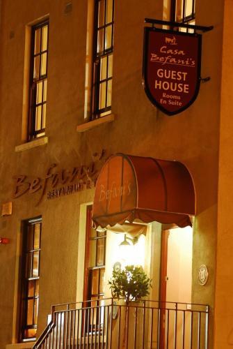 . Befani's Mediterranean Restaurant & Townhouse