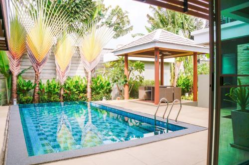3 bedroom villa in Chalong Miracle Lakeview by Buena Vida 3 bedroom villa in Chalong Miracle Lakeview by Buena Vida