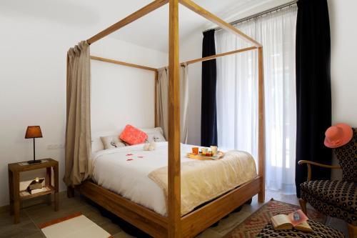 Habitación Doble con terraza Sant Pere del Bosc Hotel & Spa 3