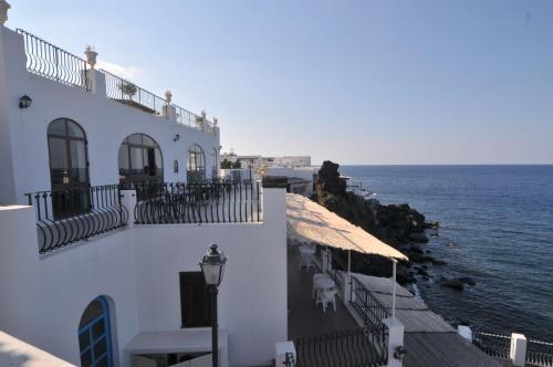 . Hotel Villaggio Stromboli - isola di Stromboli