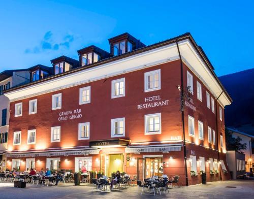 . Boutique & Gourmet Hotel Orso Grigio