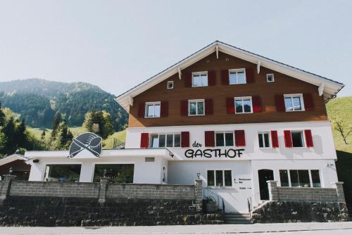 der GASTHOF - Hotel - Bürglen