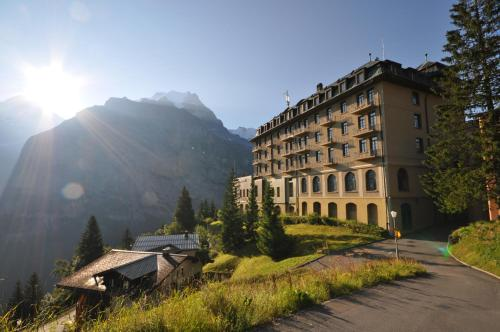 Pop-up Lodge Mürren - Accommodation