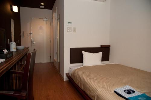 雙人房(小型雙人床)-禁菸 (Double Room with Small Double Bed - Non-Smoking)