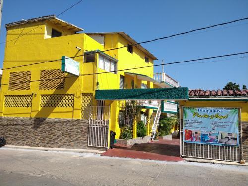 Hotel Hotel Bungalows Puerto Angel