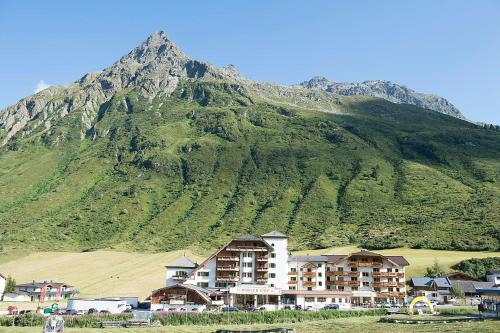 Alpenromantik-Hotel Wirlerhof Galtür
