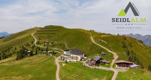 . Mountainlovers Berghotel SeidlAlm