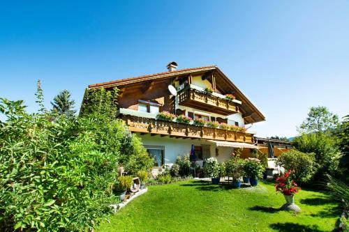 Gästehaus Christa - Obermaiselstein-Grasgehren