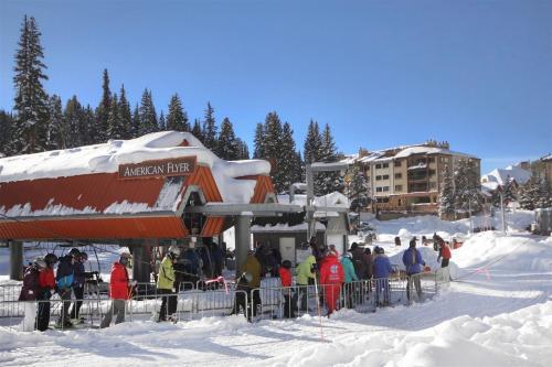 Lodge at Copper #404 - Apartment - Copper Mountain