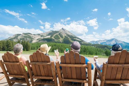 2 Br- Amazing View Of Mt Crested Butte Condo - Apartment - Crested Butte